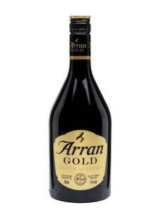 Likier Arran Gold Cream 17% 0,7l
