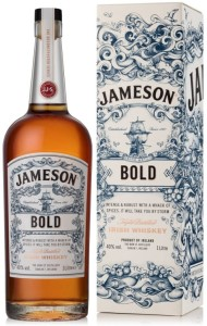 Whiskey Jameson Bold The Deconstructed Series 40% 1l