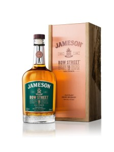 Whiskey Jameson 18YO Bow Street 55,3% 0,7l