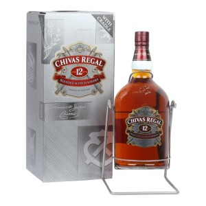 Whisky Chivas Regal 12yo  4,5l kołyska