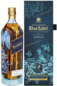 Whisky J. Walker Blue Label Rare Side of Scotland limitowana edycja 40% 0,7l