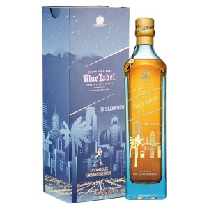 Whisky J. Walker Blue Label HOLLYWOOD SKYLINE 40% 0,75l