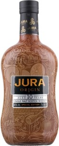 Whisky Isle of Jura 10YO Tattoo Edition 40% 0,7l