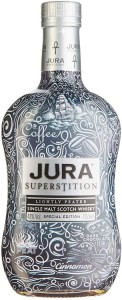 Whisky Isle of Jura Superstition 43% Tattoo Edition 0,7l