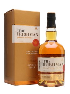 Whiskey Irishman Single Malt 40% 0,7l