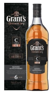 Whisky Grant's Elementary Carbon 6YO 40% 1l