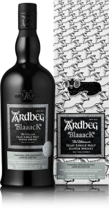 Whisky Ardbeg Blaaack Limited Edition 46% 0,7l