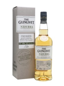 Whisky Glenlivet Nadurra First Fill (batch FF0915) 60,4% 0,7l