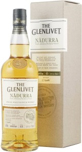 Whisky Glenlivet Nadurra First Fill (batch FF0716) 59,1% 0,7l
