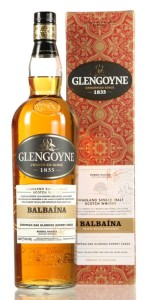 Whisky Glengoyne Balbaina European Oak Oloroso Sherry Casks 43% 1l