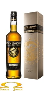 Whisky Loch Lomond Signature Blend 0,7l