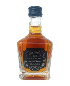 Miniaturka whiskey Jack Daniel's Single Barrel Select 45% 0,05l