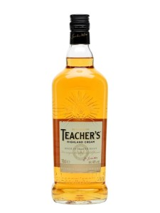 Whisky Teacher's Highland Cream 40% 0,7l