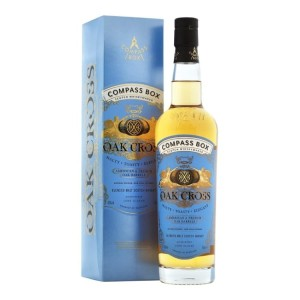 Whisky Compass Box Oak Cross 43% 0,7l