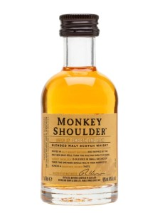 Miniaturka Monkey Shoulder Batch 27 40% 0,05l