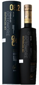 Whisky Bruichladdich Octomore 8.2 58,4% 0,7l