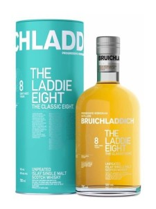 Whisky Bruichladdich Laddie 8YO Eight 50% 0,7l