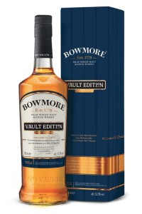 Whisky Bowmore Vaults 1st Release Limited Edition 2016 51,5% 0,7l