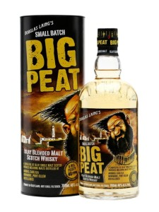Whisky Big Peat 46% 0,7l