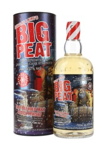 Whisky Big Peat 53,7% 0,7l Christmas Edition 2019