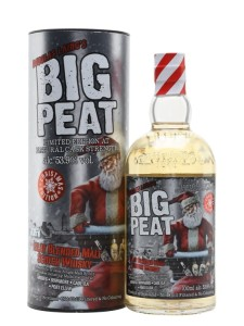 Whisky Big Peat 53,9% 0,7l Christmas Edition 2018