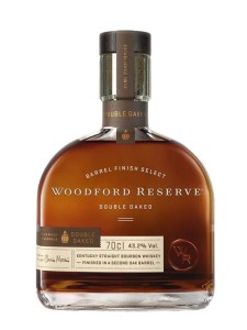 Bourbon Woodford Reserve Double Oak 43,2% 0,7l
