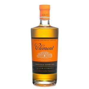 Likier Clement D'Orange Creole Shrubb 40% 0,7l