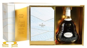 Koniak Hennessy XO and Ice Ritual Limited Edition 40% 0,7l