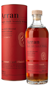 Whisky Arran Amarone Cask Finish 50% 0,7l