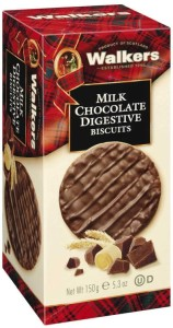 Ciastka Walkers Milk Chocolate Digestive 150g