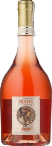 Wino Mucha Rose IGP Pays d'O Francja 13% 0,75l