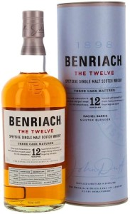 Whisky BenRiach The Twelve 12 YO 46% 0,7l w puszce