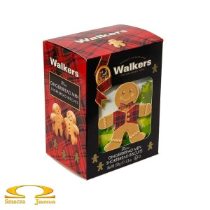 Ciastka Walkers Shortbread Gingerbread Man 150g