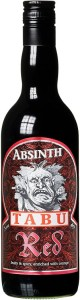 Absynt Tabu Red 55% 0,7l