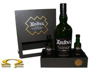 Whisky Ardbeg 10YO Exploration Pack 0,7l