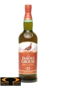 Whisky The Famous Grouse 15 YO 1l