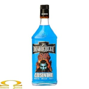Absynt Le Diable Blue 0,7l 80%