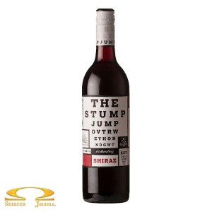 Wino The Stump Jump Shiraz 0,75l