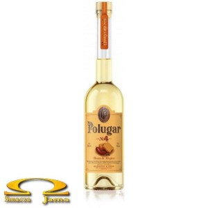 Wódka Polugar No 4 Honey & Allspice 38,5% 0,5l