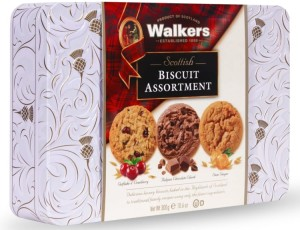 Ciastka Walkers Biscuit Assortment 300g w puszce