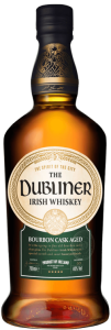 Whiskey Dubliner Irish Bourbon Cask Aged 40% 0,7l
