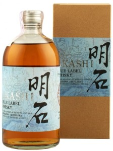Whisky Akashi Blue Label 40% 0,7l w kartoniku