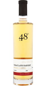 Wino N48° Tokaji Late Harvest Istvan Kiss Collection 12% 0,75