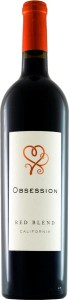 Wino Obsession Red Blend USA 14,5% 0,75l