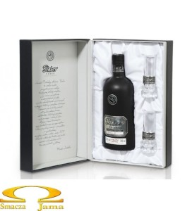 Wódka Ancient Technology Bimber Vodka 0,7l z kieliszkami Limited Edition