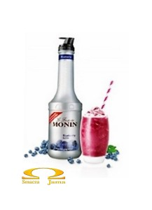 Puree Monin Blueberry - Jagoda1l