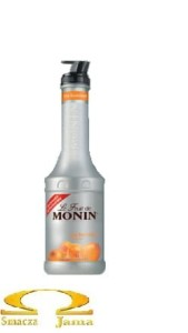 Puree Monin Sea Buckthorn - Rokitnik 1l Premium