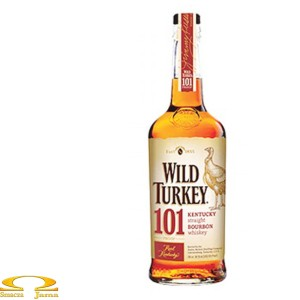 Bourbon Wild Turkey 101 0,7l