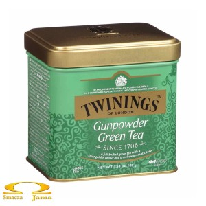 Herbata Twinings Gunpowder 100g