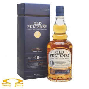 Whisky Old Pulteney 18 YO 0,7l